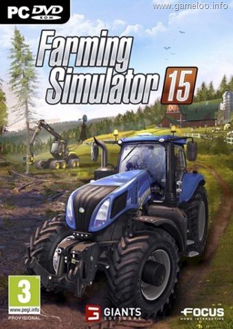 Farming Simulator 15 Holmer - SKIDROW - 2016
