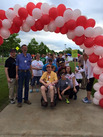 Living with ALS: 2015 Hershey ALS Walk for the Cure