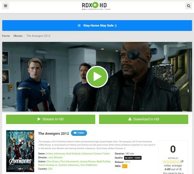 Hollywood movie download Hindi