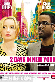 2 Ngày Ở New York - 2 Days in New York (2012) Poster