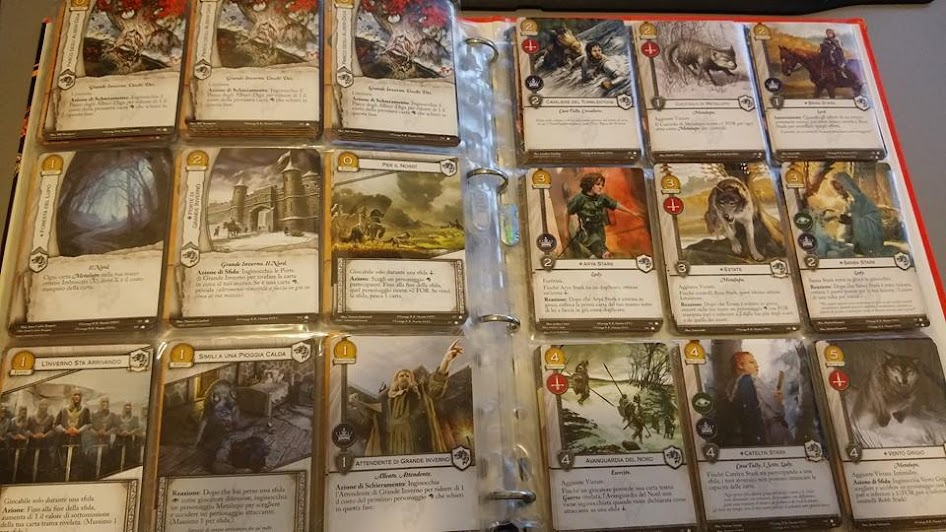 Il trono di spade il gioco di carte una seconda - Trono di spade gioco da tavolo ...