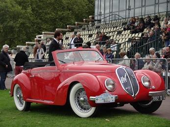 2017.10.08-051 Alfa Romeo 6C-2500 Cabriolet Touring 1939 2ème