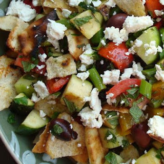 Grilled Fattoush