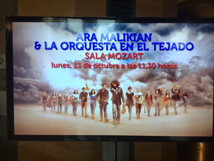 IMG 20141013 111513 - Qué grande eres, Ara Malikian