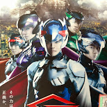 G-Force / Gatchaman movie x 109 Men's in Shibuya, Tokyo, Japan