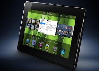 spesifikasi Blackberry Playbook Tablet | harga Blackberry Playbook Tablet | Blackberry Playbook Tablet VS IPAD 2