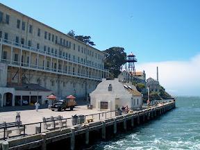 Alcatraz concourse