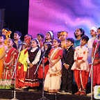 8th Annual Day (Make in India) Welcome Song (Witty Choir) (12-1-2018)