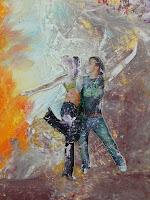 dancing expressive