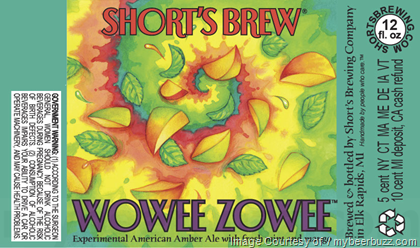Short's - Slum Lord, Keeping It In Czech, Speedcult, ControversiALE, Peachy Pom Pom, Cozy Blanket, Wowee Zowee & Pineapple Pilsner