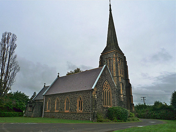 St Marys Anglican Church & Grounds