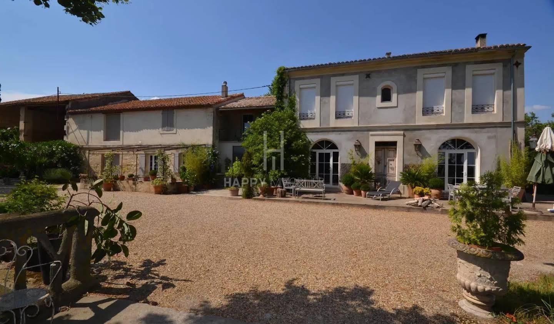 Propriété avec piscine Arles