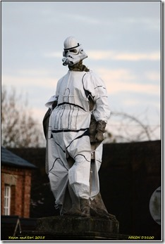 The Dunchurch Stormtrooper