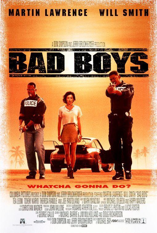 Cớm Siêu Quậy - Bad Boys (1995)