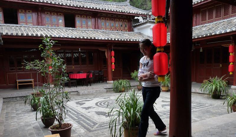 une des 1000..guest houses de Lijiang