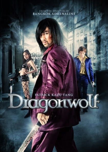 Poster Of English Movie Dragonwolf (2013) Free Download Full New Hollywood Movie Watch Online At Alldownloads4u.Com