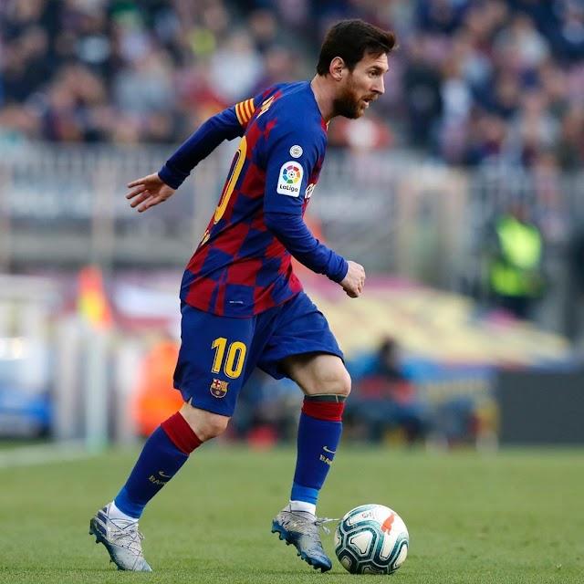News on COVID-19, Messi and Ronaldo donates €1m