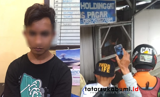 Polres Sukabumi Tangkap Pelaku Pembunuhan Sadis di Cikembar