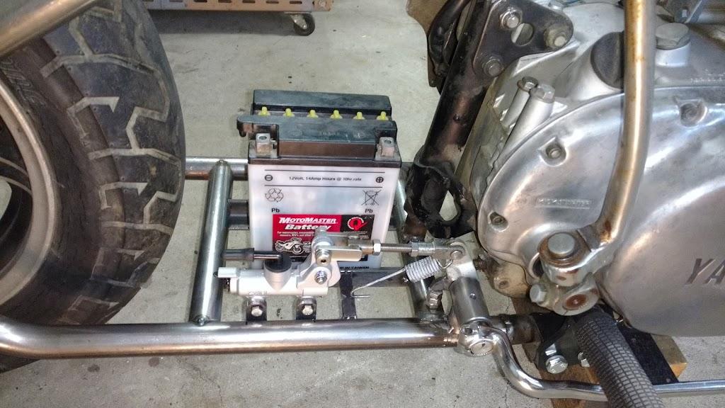 Yamaha Xsaftermarket Parts