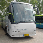 Bova Futura van Connexxion tours bus 165