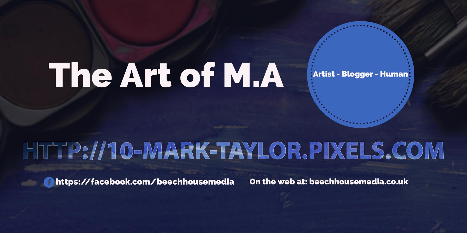 Mark taylor art artist