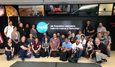 JPL 2019 Group  photo