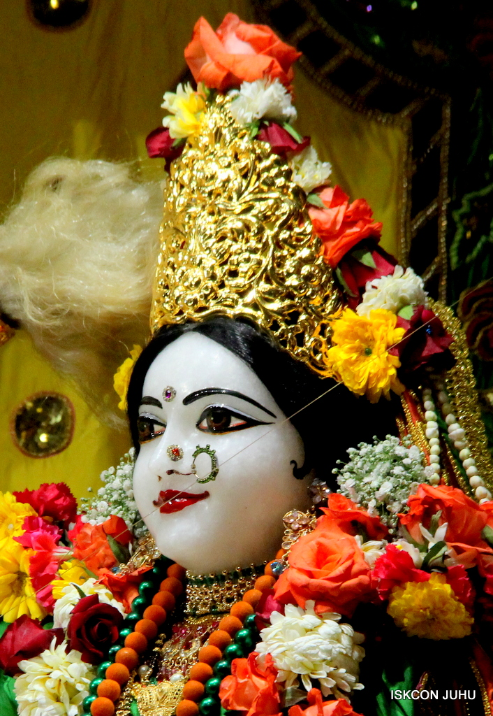 ISKCON Juhu Sringar Deity Darshan on 18th Jan 2017 (14)