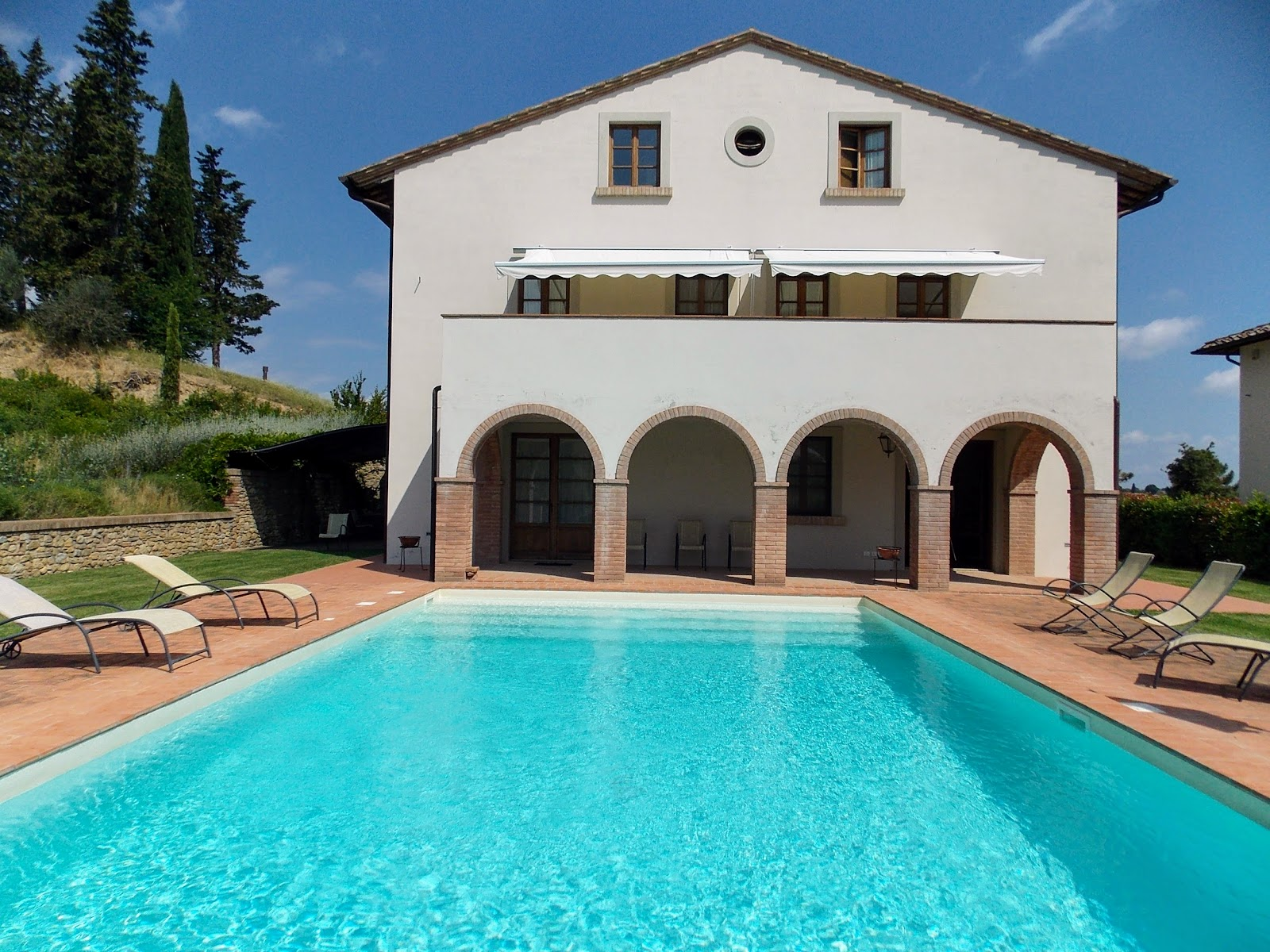 Villa i Lauri_San Gimignano_2