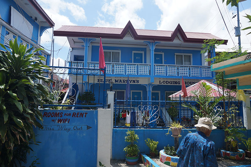 Blue Marlyn's Lodging House