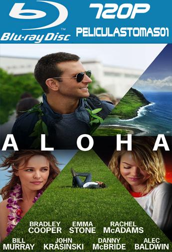 Aloha (Bajo el Mismo Cielo) (2015) (BRRip) BDRip m720p