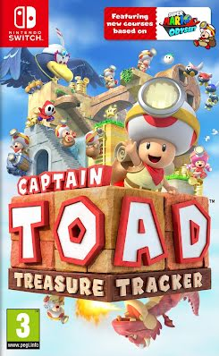 Captain Toad: Treasure Tracker (2014)