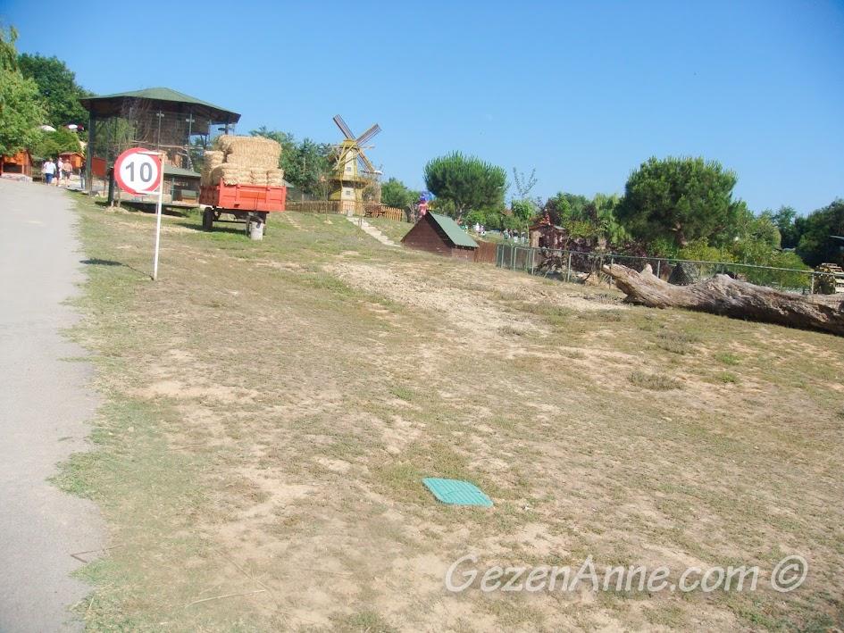 Polonezköy Piknik Park genel görünüm