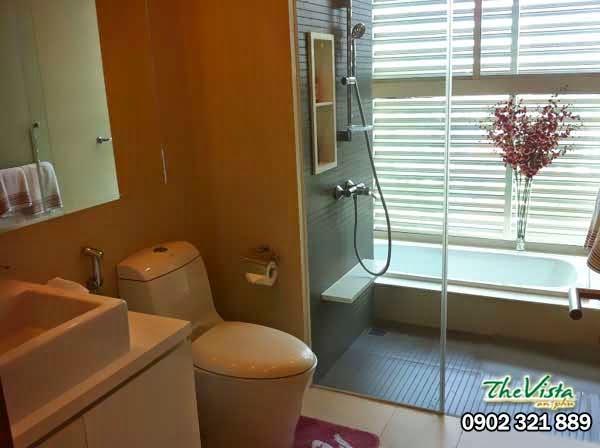 cho thuê nội thất siêu 3 phòng ngủ vista