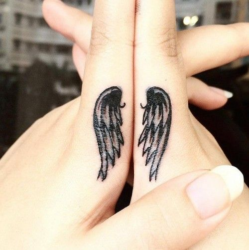 50 Best Angel Tattoos For Men 2019 Notcooltobully Part 3