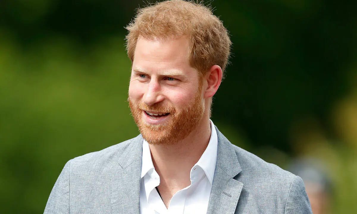 Prince Harry Interrupts Paternity Leave to Make a 'Big' Announcement