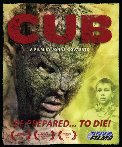 Cub (Welp) (2014) ปิดค่ายเชือด