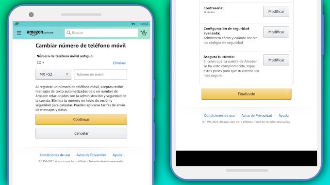 COMO RECUPERAR NUMERO DE TELEFONO DE AMAZON SI FUE BLOQUEADA - TUTORIAL