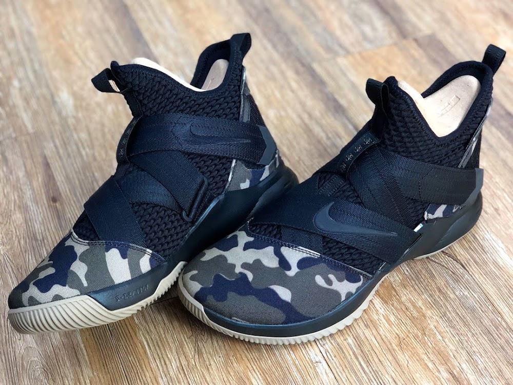 size 40 61693 ecd82 ... Nike LeBron Soldier 12 Hazel Rush Has a New Release Date ...