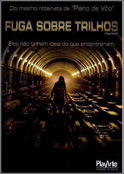 Download - Fuga Sobre Trilhos - DVDRip AVI Dual Áudio