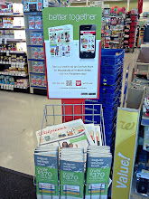 Photo: I really like that they have their ads and coupons books on display right when you walk in.