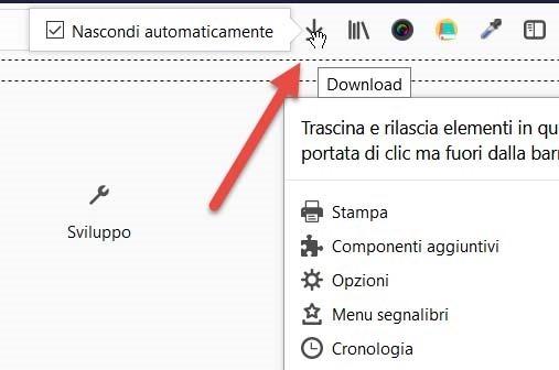nascondere-automaticamente-icona-di-download
