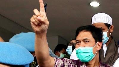 Ini Respons Terbaru Munarman FPI Atas Maklumat Kapolri Idham Azis.