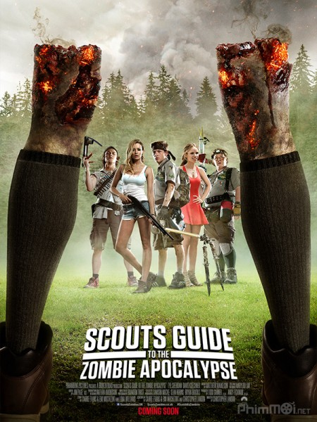 Cuộc Chiến Chống Zombie của Hướng Đạo Sinh - Scouts Guide to the Zombie Apocalypse (2015)