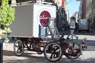 Pling transport Velove lastcykel