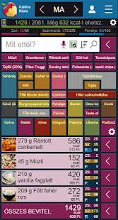 KalóriaBázis - Alkalmazások a Google Playen