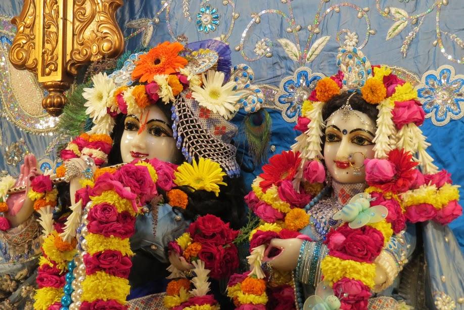 ISKCON Vallabh vidhyanagar Deity Darshan 18 jan 2017 (8)