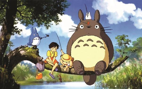 My Neighbor Totoro Hindi Dubbed