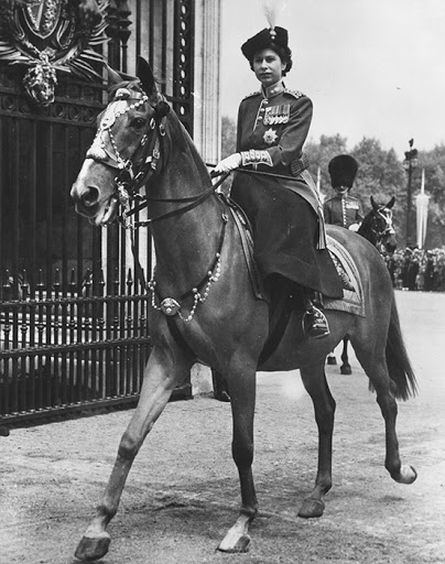 History of Trooping the Colour Royals Photo (C) Rex.jpg