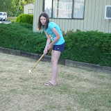 Ladies Croquet