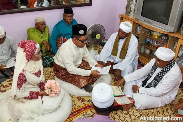 bacaan taklik pengantin lelaki